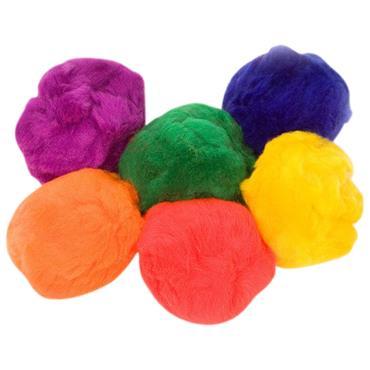 First-play Fluff Balls