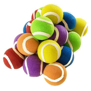 First-play Coloured Tennis Balls | (20 Pack)