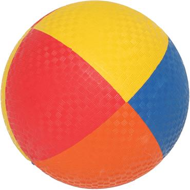 First-Play Colour Playground Ball | (20cm)