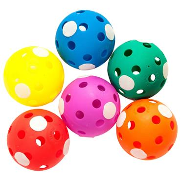 First-play Hook Zoft Balls | (6 Pack)