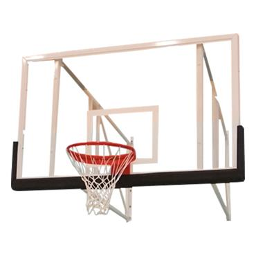 Sport Alpha Side Hinged Basketball Goal