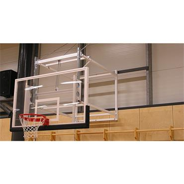Sport Alpha Upward Hinged Basketball Goal
