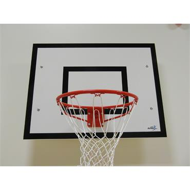 Sport Alpha Flat Fixed Practice Basketball Goal