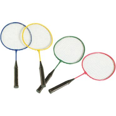First-Play Mini Badminton Rackets Pack (4)