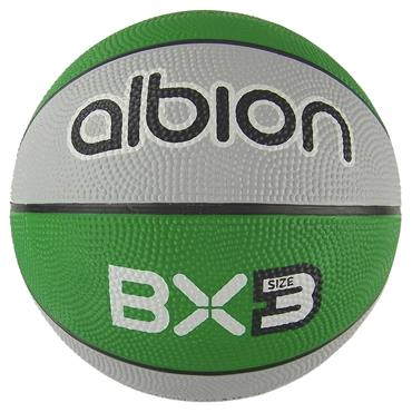 Albion BX3 Rubber Basketball (Size 3)