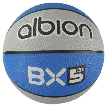 Albion BX5 Rubber Basketball (Size 5)