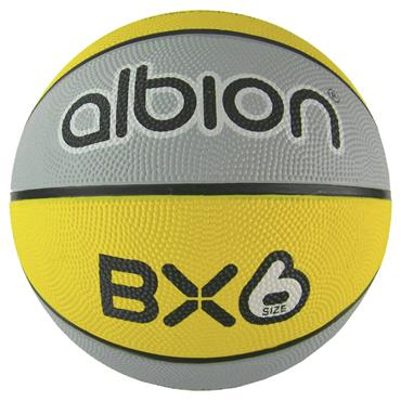 Albion BX6 Rubber Basketball (Size 6)