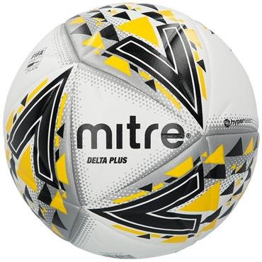 Mitre Delta Plus Football Size 5