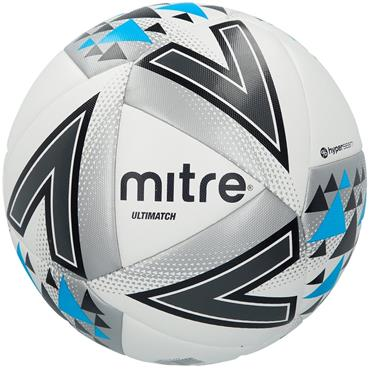 Mitre Ultimatch Football | Size 5