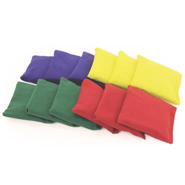 McSport Bean Bags 12 Pack with Bag
