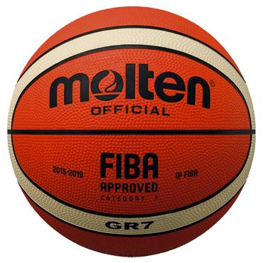 Molten GR7 Basketball Pack (10 Balls and Carry Bag)