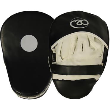 Fitness-Mad Curved Synthetic Leather Focus Pads Boxing