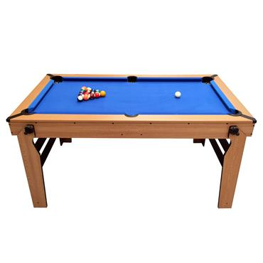 BCE 5Ft Rolling/Lay Flat Folding Pool Table