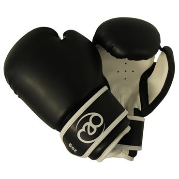 Fitness-MadJunior Synthetic Leather Sparring Gloves | 6oz