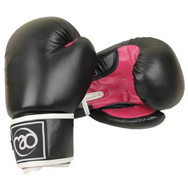 Fitness-Mad Leather Sparring Boxing Gloves 8oz | (Ladies)