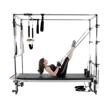 Align-Pilates C2 Pro Reformer & Cadillac Combination Bundle