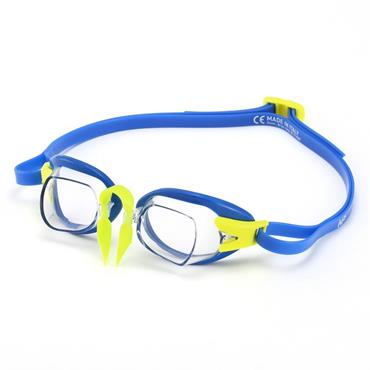 AquaSphere MP Chronos Goggle | Blue (Clear Lens)