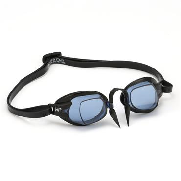 AquaSphere MP Chronos Goggle | Black (Smoke Lens)