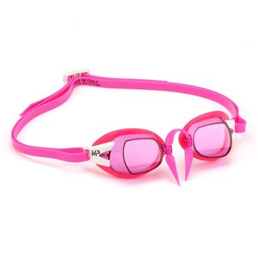 AquaSphere MP Chronos Goggle | Pink (Pink Lens)