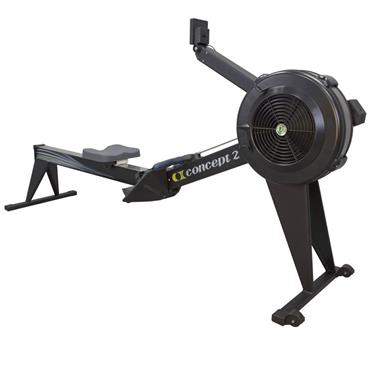 Concept 2 Model E Rowing Machine (PM5) | BLACK