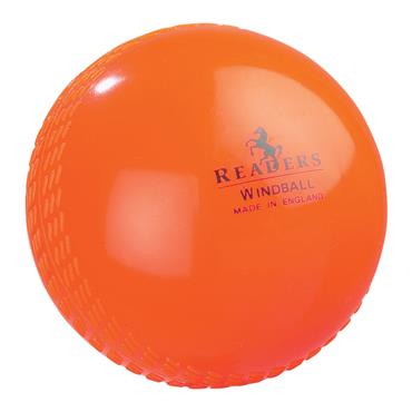 Tuftex Readers Windball Cricket Ball Junior
