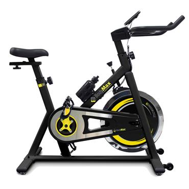 Bodymax B2 Indoor Cycle Exercise Bike | (Black)