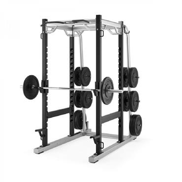 Precor Commercial Full Power Rack