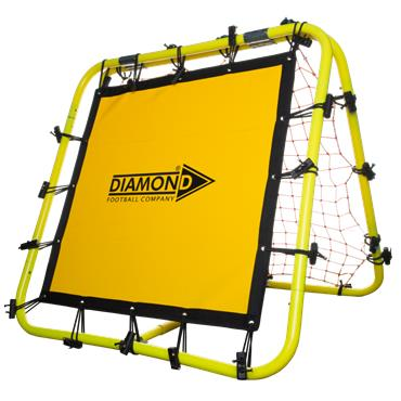 Diamond Football Double Sided Rebounder