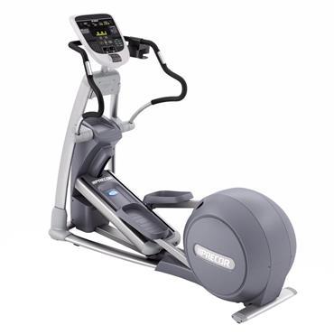 Precor EFX 883 Elliptical Fitness Crosstrainer with Crossramp