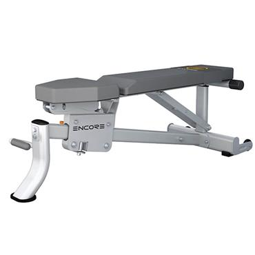 Adjustable Weight Bench | Commercial Grade