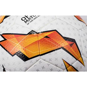 Molten Official Europa League Match Ball | (White / Orange) | Size 5