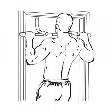 Bodymax Chin / Push Up Bar