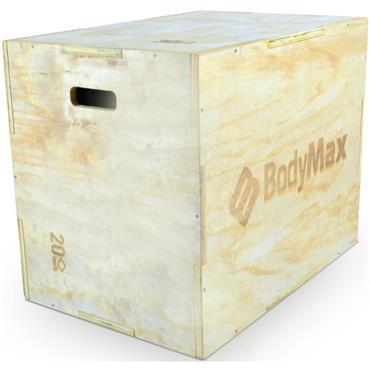 Bodymax Powerbox 3-in-1 Wooden Plyobox