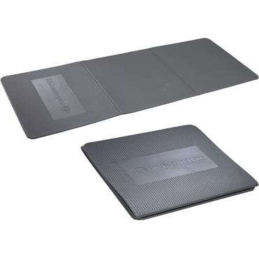 Fitness-Mad Pro Stretch Tri-Fold Aerobic Mat (Dark Grey)