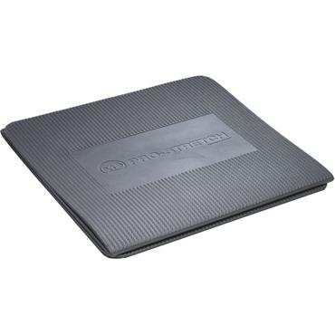 Pro Stretch Tri-Fold Aerobic Yoga Mat | 9mm  (Dark Grey)