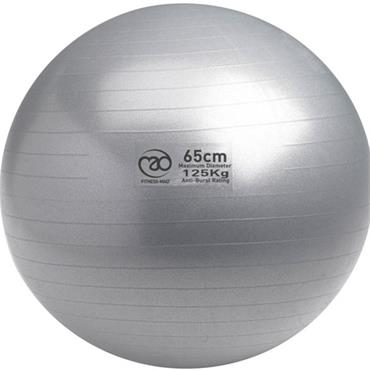Fitness-Mad 125Kg Anti-Burst Swiss Ball 65cm