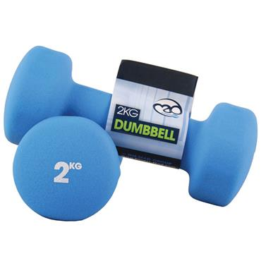 Fitness-Mad Neoprene Dumbbells | 2Kg