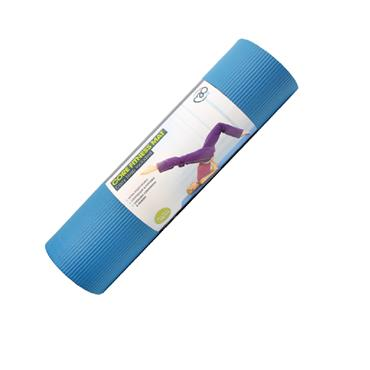 Core Fitness Mat - Blue 10mm