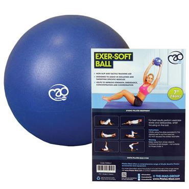 Fitness-Mad Exer-Soft Ball | 7'' (18cm)
