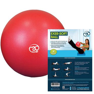 Fitness-Mad Exer-Soft Ball | 9'' (23cm)