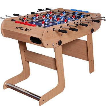 Riley 4ft Azteca Folding Football Table