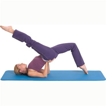 Pilates Core Fitness Mat | 10mm (Royal Blue)