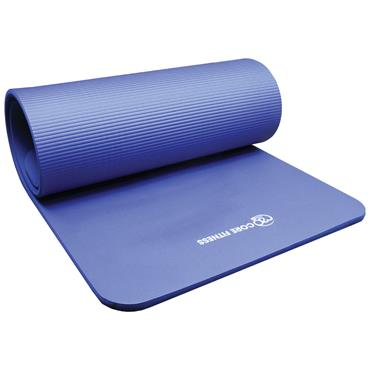 Core Fitness Plus Mat 15mm with eyelets