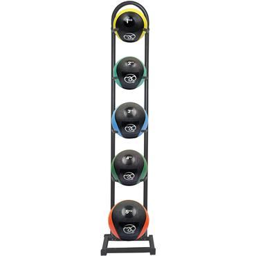 Fitness-Mad 1-5Kg Upright Medicine Ball Rack