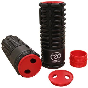 Fitness Mad Twin Vari-Massage Foam Roller