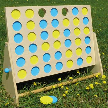 Mightymast Giant Connect 4 Set