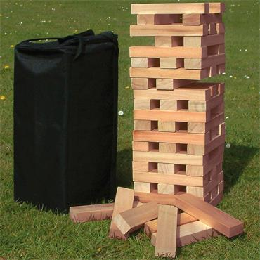 Mightymast Jenga Set