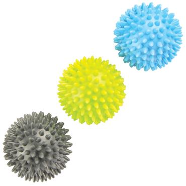 Fitness-Mad Spikey Massage Ball Set of 3