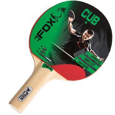 Fox Cub 1 Star Table Tennis Bat