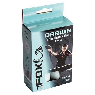 Darwin 3 Star Table Tennis Balls